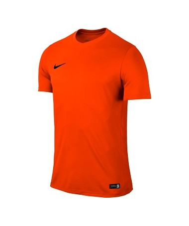 Children's Nike Sports Shirt 725984 815 dark-orange