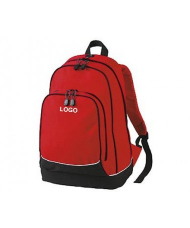 Daypack City 1803310 /Red