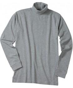 Rollneck shirt JN183 / balck