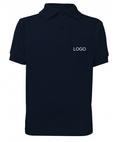 children´s polo JN070k navy