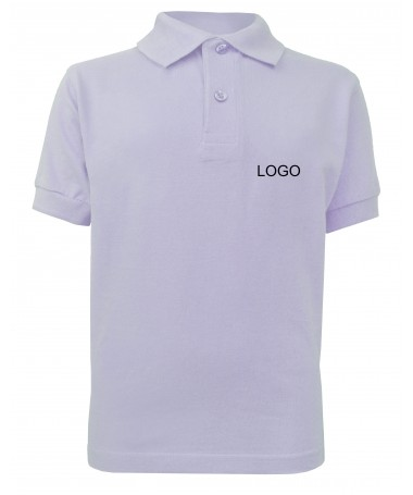 children´s polo JN070k light-violet