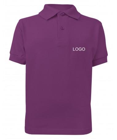 Meeste polosärk JN070 purple