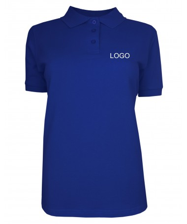 Ladies´ polo JN071 dark-royal