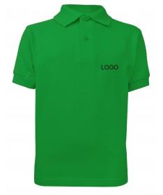 Meeste polosärk JN070 irish-green