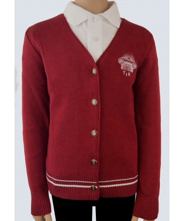 a1411cec9ed TIK PEIP 32 Cardigan for Boys