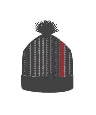 Kootud müts TLPK RA07 /Tumehall