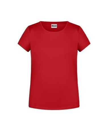 Boys´ basic-T /Red