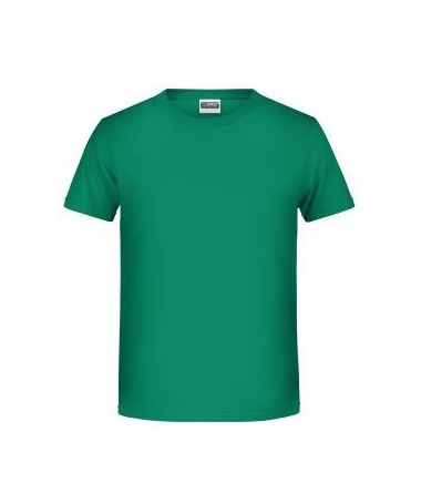 Boys´basic-T /Irish-green