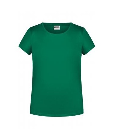 Girls´basic-T 8007G / Irish-green