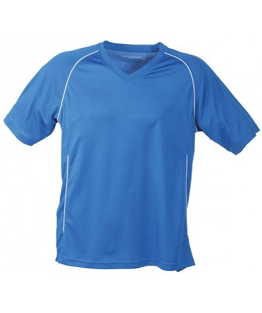 Children´s sports shirt JN386K, red