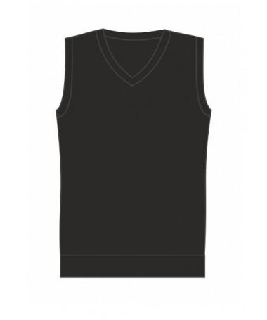Laste vest SEI 01 / Must