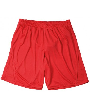 Team shorts JN381, red