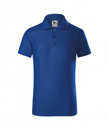 Children's Polo 222 royal-blue