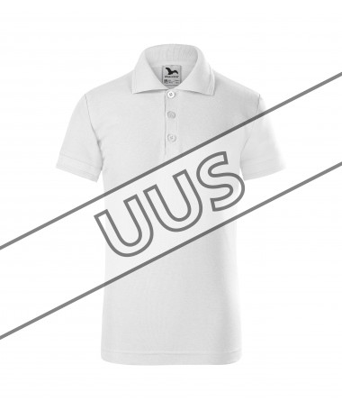 Children's Polo 222 white