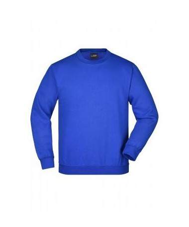 Round Sweat Heavy Junior, swedish blue