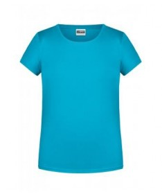 8007 T-shirt for women /turquoise