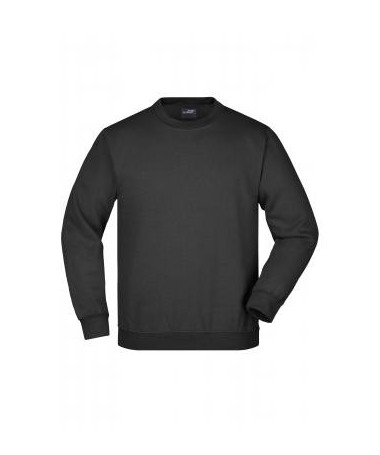 Round Sweat Heavy Junior, black