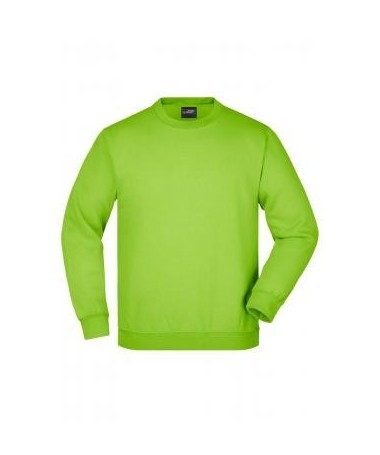 Round Sweat Heavy Junior JN040K , fern-green