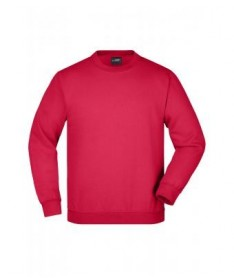 Round Sweat Heavy Junior, red